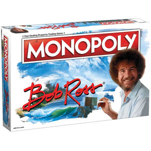 MONOPOLY: Bob Ross Edition