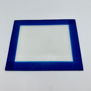 "Small Silicone Mat (5.5"" x 4.5"") - Asst Colors"