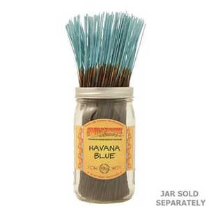"Wildberry Incense 11"" - Havana Blue - Shag Alternative Superstore"