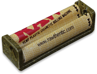 RAW 79mm Hemp Plastic Roller - Shag Alternative Superstore