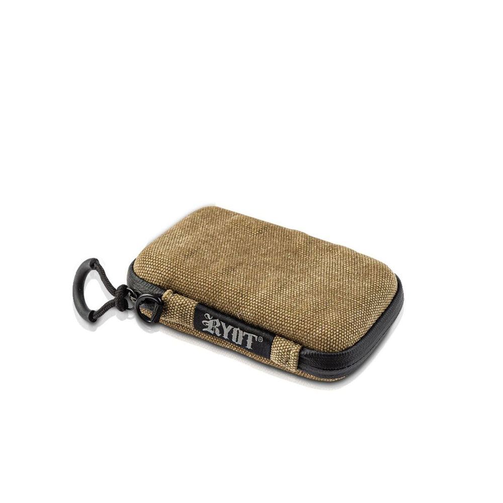 RYOT Original SmellSafe Hardshell Krypto-Kit - Natural Tan - Shag Alternative Superstore