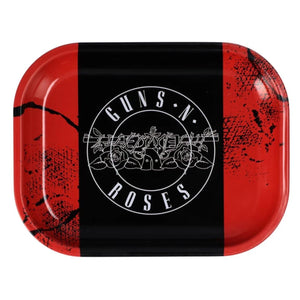 Guns N' Roses Rolling Tray Double Pistols - Small