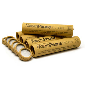 Moose Labs MouthPeace Filter Rolls - 10 Pack - Shag Alternative Superstore