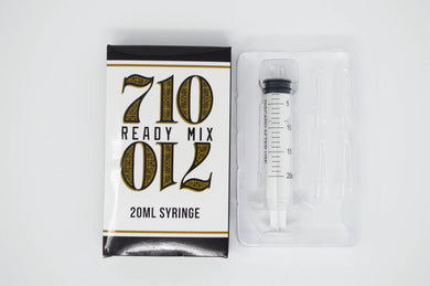 710 Ready Mix 20ml Syringe + 4 Tips - Shag Alternative Superstore