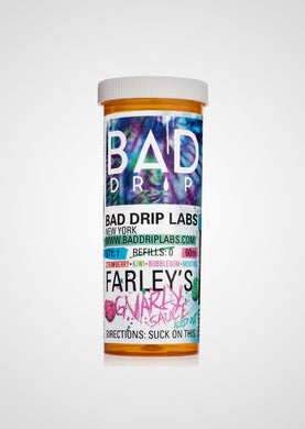 Bad Drip: Farley's Gnarly Sauce ICED 60ml - Shag Alternative Superstore