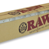 "RAW Parchment Paper 300mm (12""x32') - Shag Alternative Superstore"