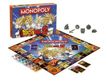Load image into Gallery viewer, MONOPOLY: Dragon Ball Z Edition - Shag Alternative Superstore