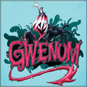Marvel Gwenom Venom Magnet - Shag Alternative Superstore