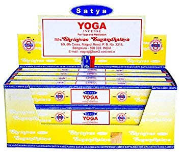 Satya Yoga Incense Sticks 15g - Shag Alternative Superstore