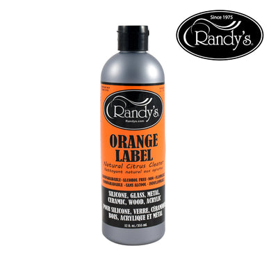 Randy's Orange Label Cleaner 12oz - Shag Alternative Superstore