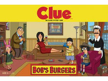Load image into Gallery viewer, Clue: Bob's Burgers Edition - Shag Alternative Superstore