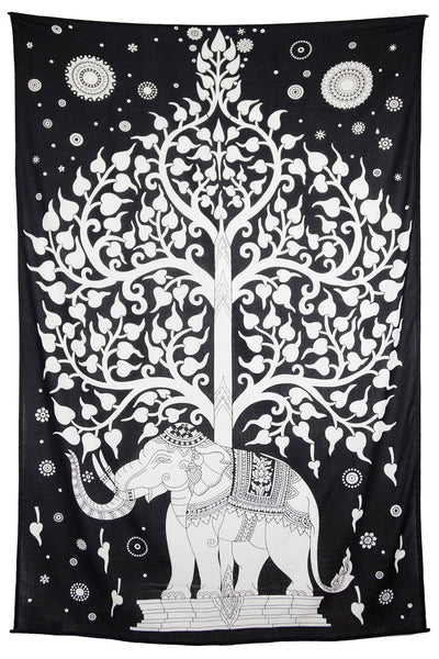 Elephant Tree Tapestry (52
