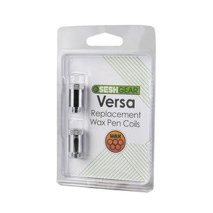 SeshGear Versa Wax Pen Coils (2 Pack) - Shag Alternative Superstore
