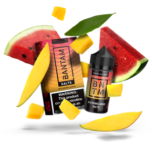 Bantam Salts: Watermelango 30ml - Shag Alternative Superstore
