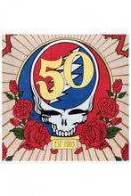 "Load image into Gallery viewer, 3-D Grateful Dead Dancing Bears Spiral Tapestry (60""x90"") - Shag Alternative Superstore"