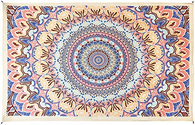 3-D Origin of Life Fade Tapestry (60
