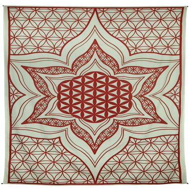 Flower Of Life Tapestry (52