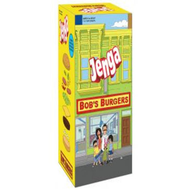 Bob's Burgers Jenga - Shag Alternative Superstore