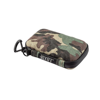RYOT Original SmellSafe Hardshell Krypto-Kit - Camo - Shag Alternative Superstore