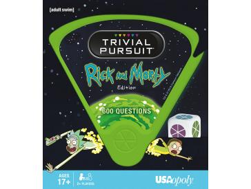 Trivial Pursuit: Rick & Morty Edition - Shag Alternative Superstore