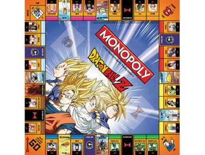 MONOPOLY: Dragon Ball Z Edition - Shag Alternative Superstore