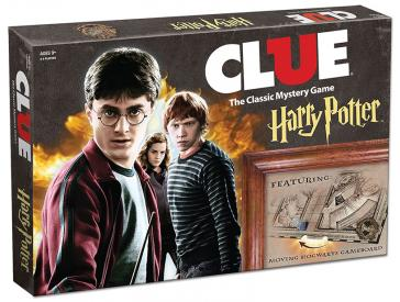 Clue: Harry Potter Edition - Shag Alternative Superstore