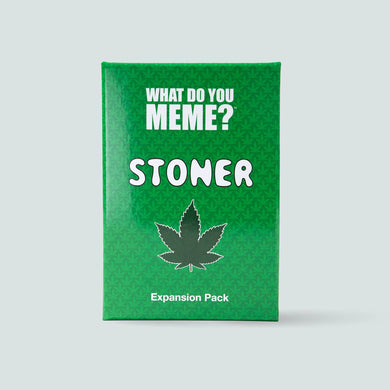 What Do You Meme Stoner Expansion Pack - Shag Alternative Superstore