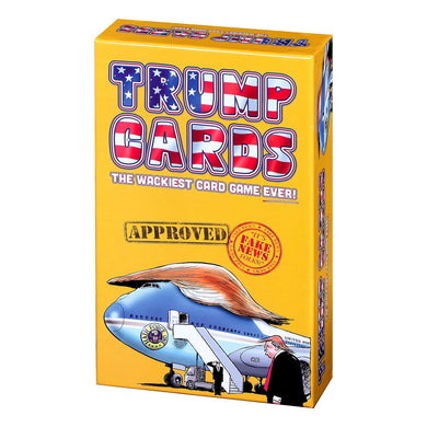 Trump Cards: The Wackiest Card Game Ever - Shag Alternative Superstore