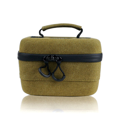 RYOT Carbon Series SmellSafe Safe Case - Small 2.3L Olive - Shag Alternative Superstore