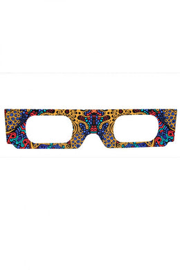 3-D Tapestry Glasses - Shag Alternative Superstore