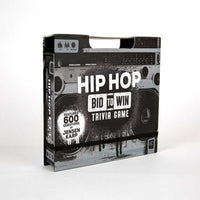 Hip Hop Bid to Win Trivia Game