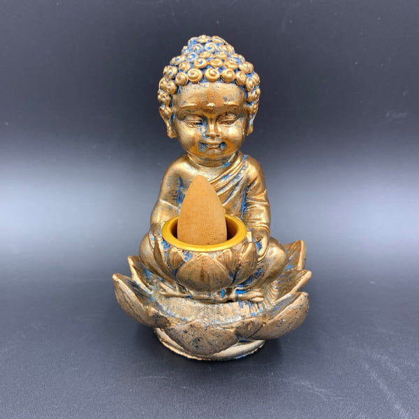 Small Baby Buddha Backflow Burner - Shag Alternative Superstore