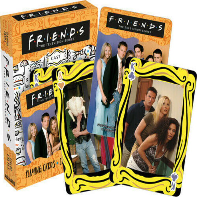 Friends Cast Playing Cards - Shag Alternative Superstore