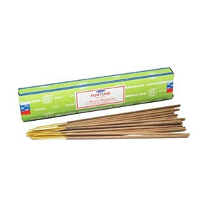 Satya Fortune Incense - Asst Sizes - Shag Alternative Superstore