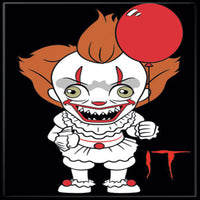 It Pennywise Chibi Magnet - Shag Alternative Superstore