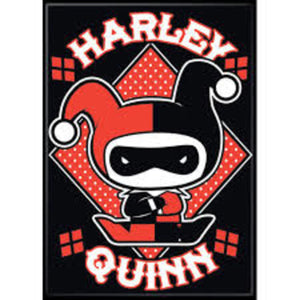 Harley Quinn Chibi Magnet - Shag Alternative Superstore