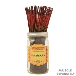 "Wildberry Incense 11"" - Mulberry - Shag Alternative Superstore"