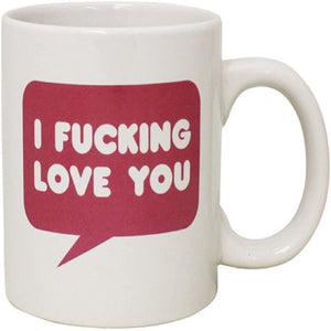 I F*cking Love You 22oz Mug