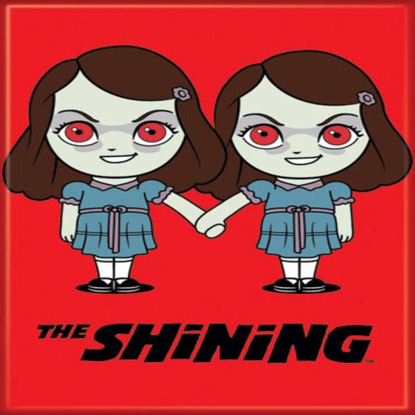 The Shining Grady Sisters Chibi Magnet - Shag Alternative Superstore