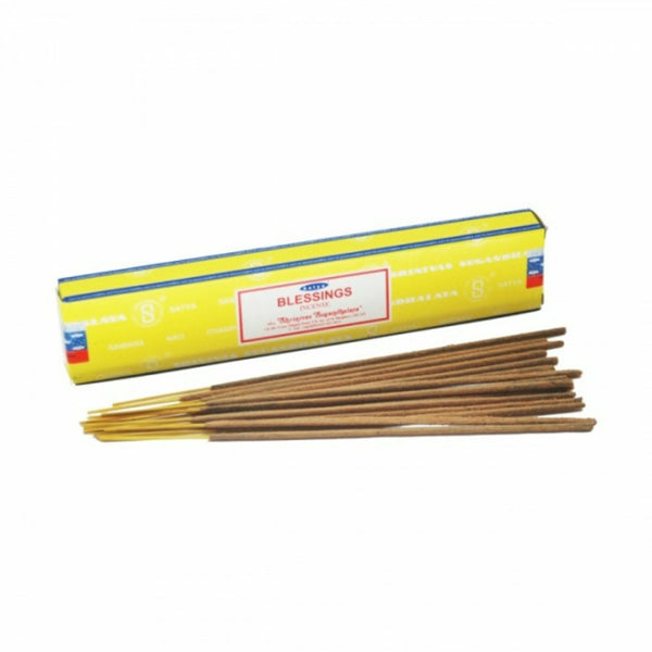 Satya Blessings Incense - Asst Sizes - Shag Alternative Superstore