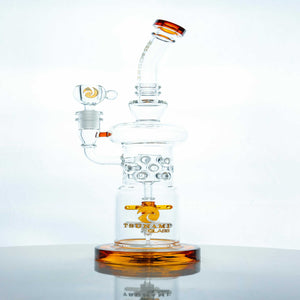 "Tsunami Double Propeller Drum Perc Recycler (12"") - Shag Alternative Superstore"