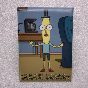 Rick and Morty OOOOH WEEE Magnet - Shag Alternative Superstore