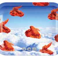 OCB Chicken Wing Rolling Tray - Shag Alternative Superstore