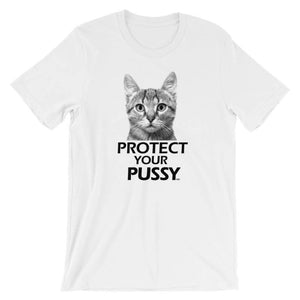 Protect Your P*ssy T-Shirt - Shag Alternative Superstore