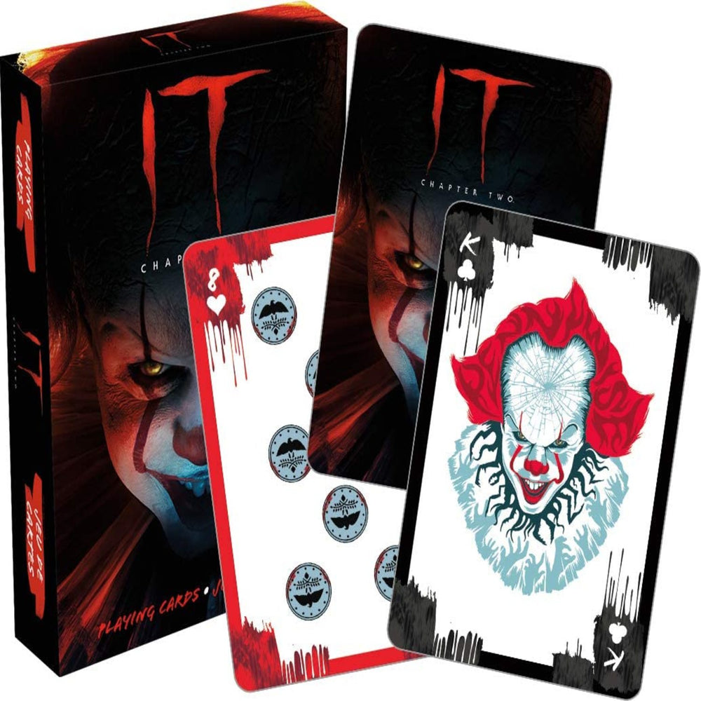It Chapter Two Playing Cards - Shag Alternative Superstore