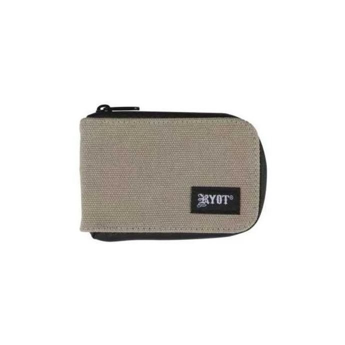 RYOT SmellSafe Goo Wallet - Natural - Shag Alternative Superstore