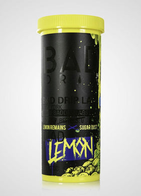 Bad Drip: Dead Lemon 60ml - Shag Alternative Superstore