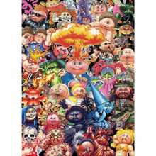 "Load image into Gallery viewer, Garbage Pail Kids ""Yuck"" 1000 Piece Puzzle - Shag Alternative Superstore"