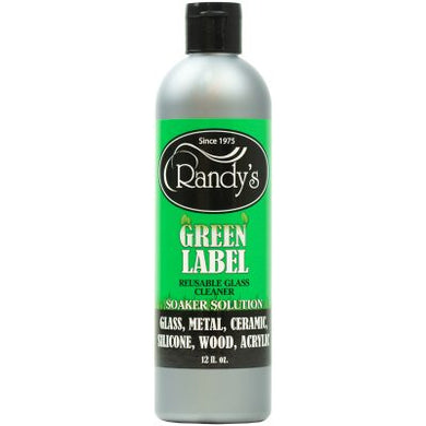 Randy's Green Label Cleaner 12oz - Shag Alternative Superstore