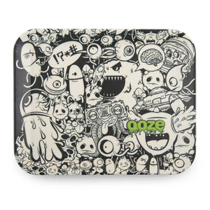 Ooze Biodegradable Monsterous Rolling Tray - Asst Sizes